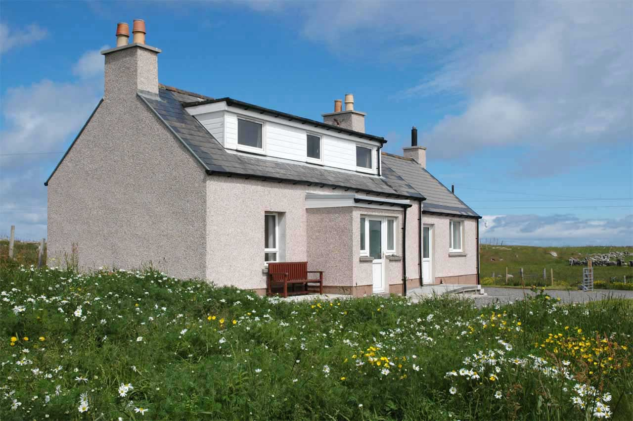 Dollag's Cottage holiday accommodation on the Isle of Lewis